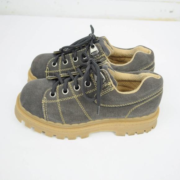 d3362651e6f3 lei Shoes - Vintage 90s LEI Chunky Platform Sneakers Textile